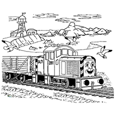 top 20 free printable thomas the train coloring pages online - Thomas The Train Coloring Pages Free Printables