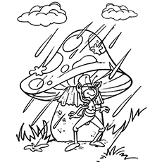 Top 10 Free Printable Rain Coloring Pages Online - Coloring-sheets-for-boys