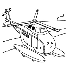 The Harold Coloring Sheet