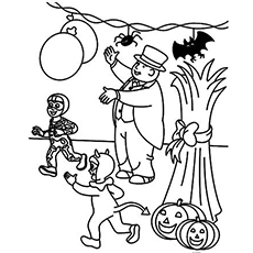 Sir Topham Hatt Coloring Sheet
