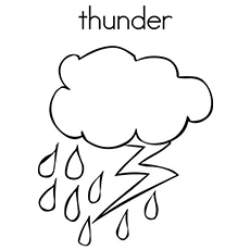 Rain Coloring Pages Custom Top 10 Free Printable Rain Coloring Pages Online Decorating Inspiration