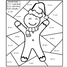 Toy Based Theme Addition Coloring Pages