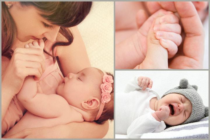 1 month baby activities