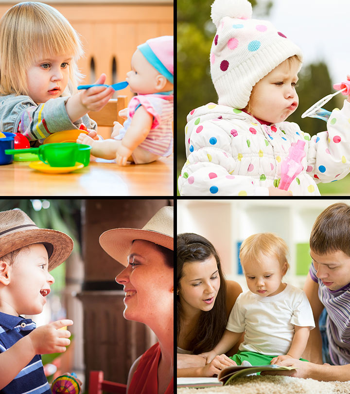 13 Interesting Activities For Your 15 Month Old Baby