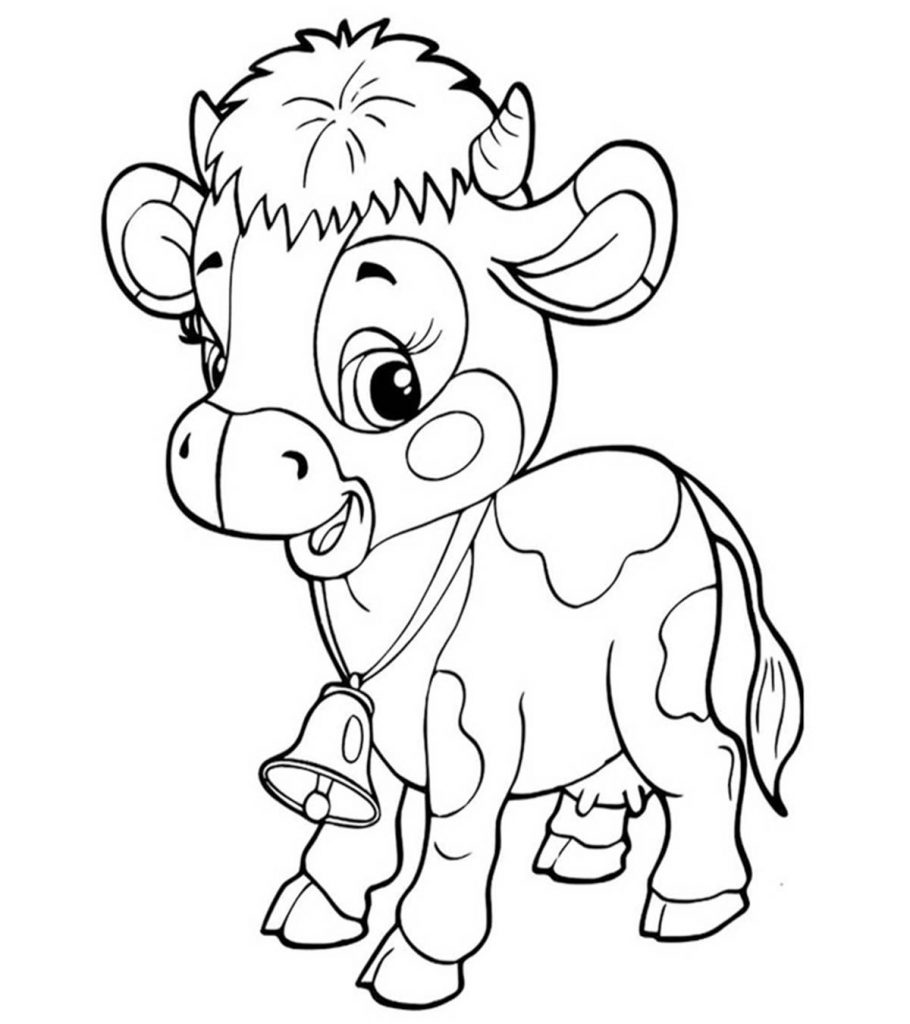 Free Childrens Coloring Pages Best Free Printable Coloring Pages ... | 1024x910