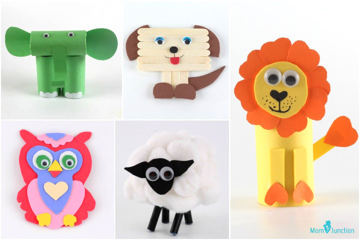 15-Easy-to-make-Animal-Crafts-For-Kids