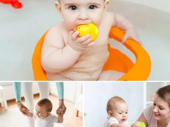15 Games And Activities For 6-month-Old Baby