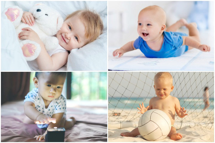 17 Fun And Interesting 5 Month Baby Activities