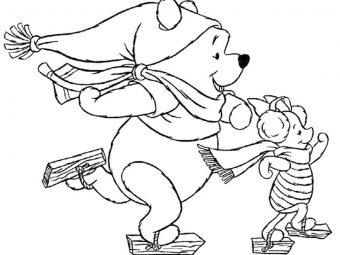20 Best Disney Christmas Coloring Pages Your Toddler Will Love To Color