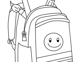 20 Fun Back To School Coloring Pages Your Toddler Will Love To Color