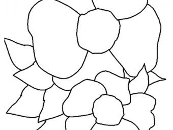 25 Beautiful Rose Coloring Pages For Your Little Girl