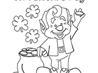 25 Best St. Patrick's Day Coloring Pages For Your Little Ones