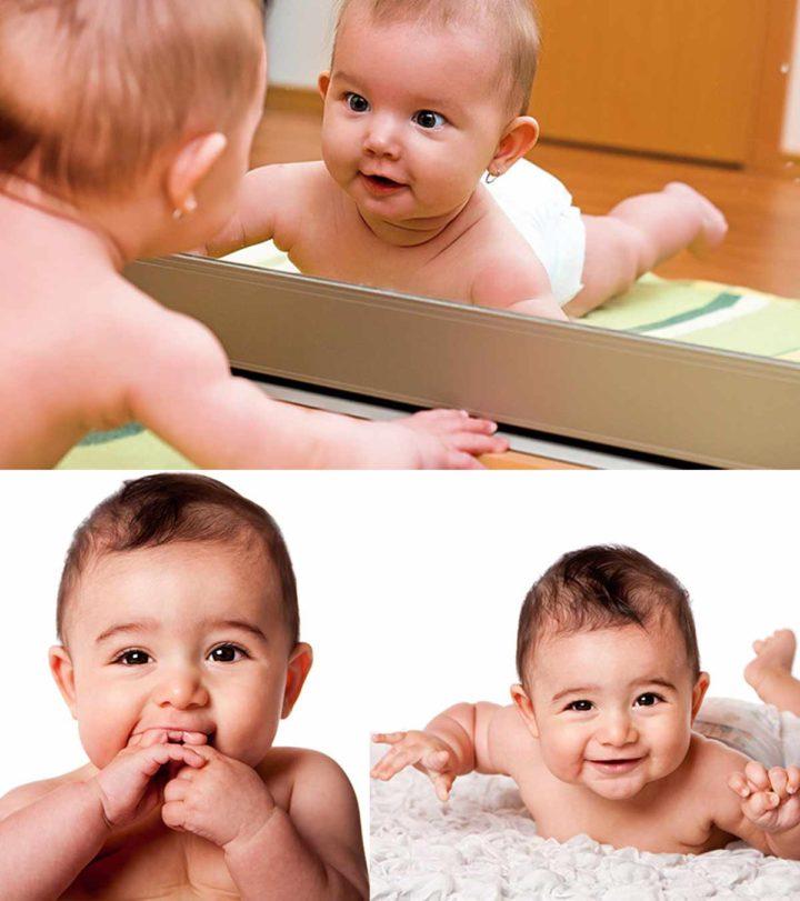 3 month baby activities