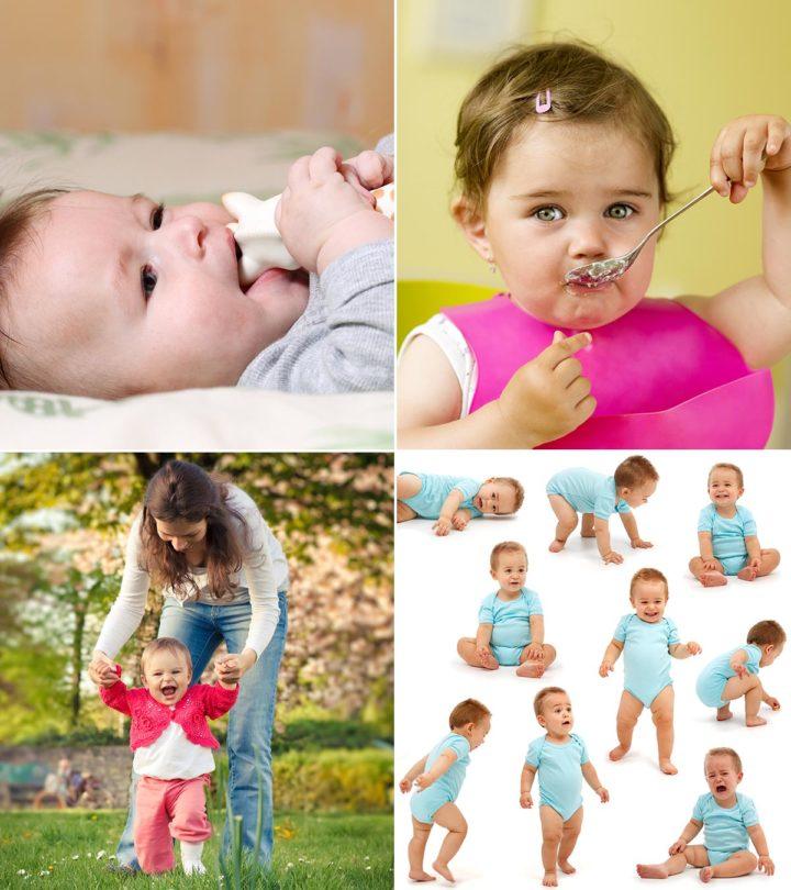 9 month baby activities