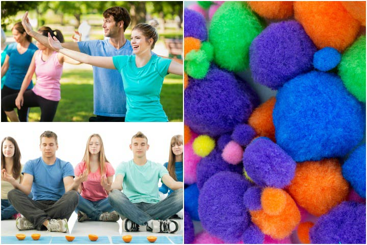 4 Yoga Games And Activities For Teens