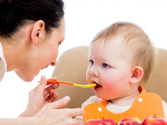 5 Easy Steps To Prepare Apple Puree For Your Baby