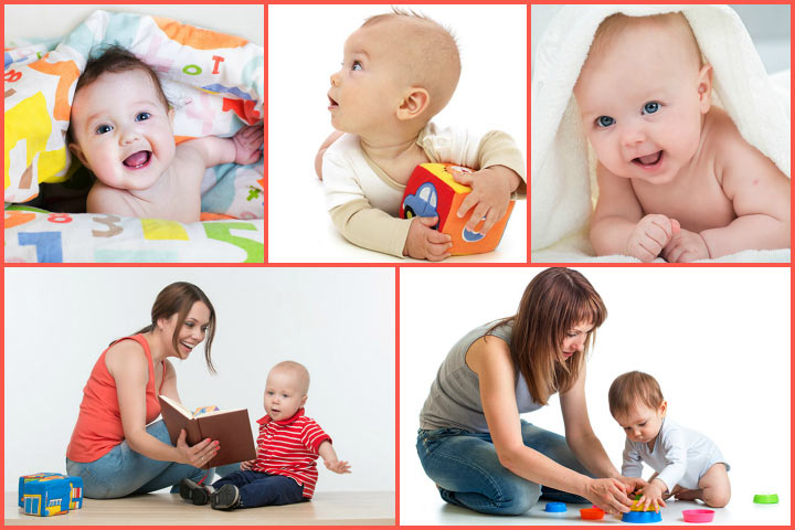 15 Games And Activities For 6 Month Old Baby