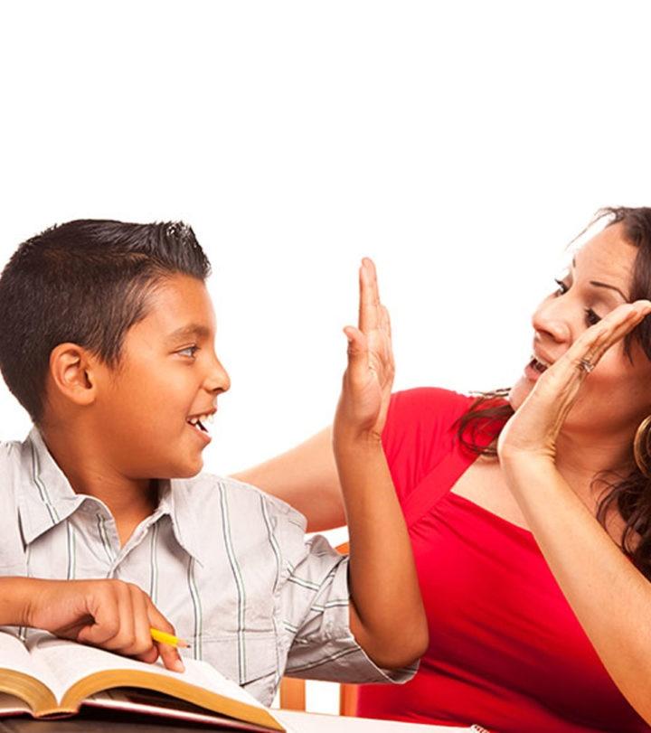 how to promote positive behaviour in children