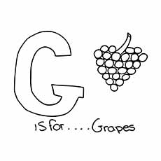 A-The-g-for-grapes