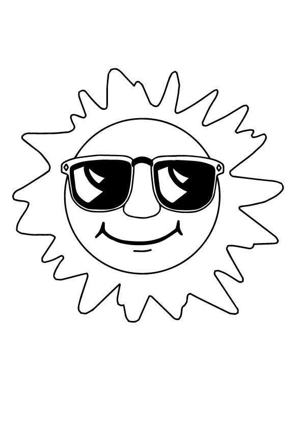 A-coloring-pages-for-kids-sun