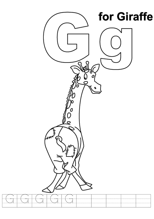 A-g-for-giraffe