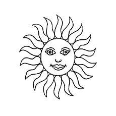 A-soleil-a-colorier