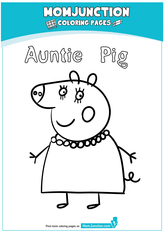 Auntie-Pig
