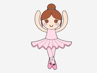 10 Beautiful Ballet Coloring Pages For Your Little Girl