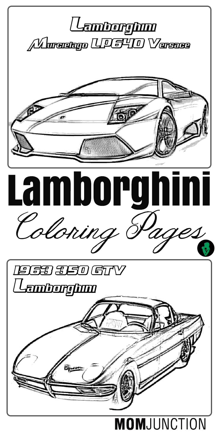 lamborghini diablo car lamborghini coloring pages with