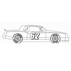 Birton Car Sports Car