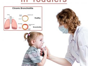 Bronchiolitis In Toddlers - Causes, Symptoms And Treatments