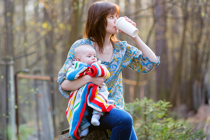 Caffeine While Breastfeeding