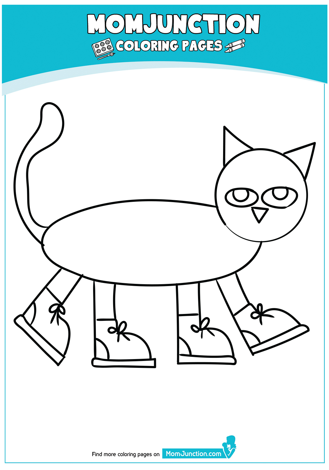 Cat-Coloring-For-Your-Little