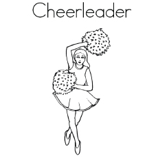 Dancing-cheerleader