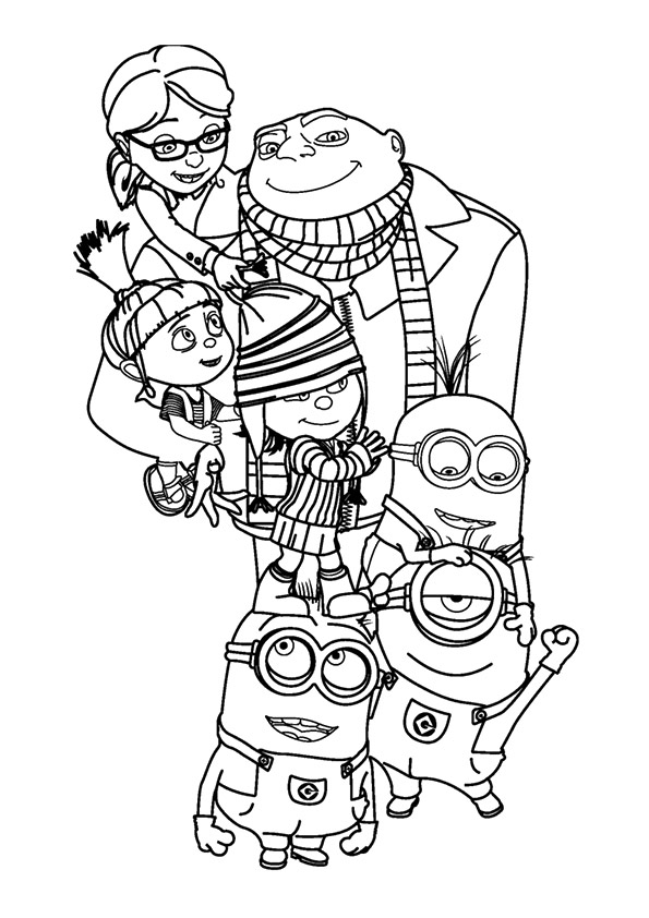 Despicable-Me-coloring-page