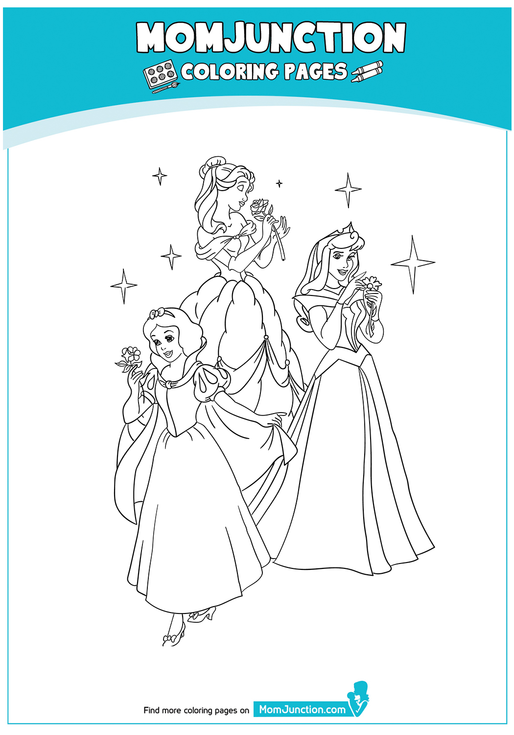 Disney-Princess-Coloring-Pages-17