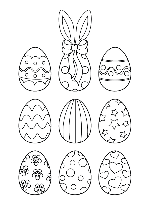 Easter-eggs-coloring-page