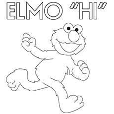 Elmo Say