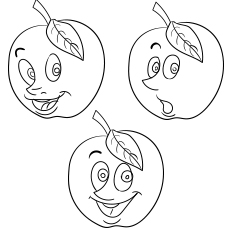Emoji Emotions apple