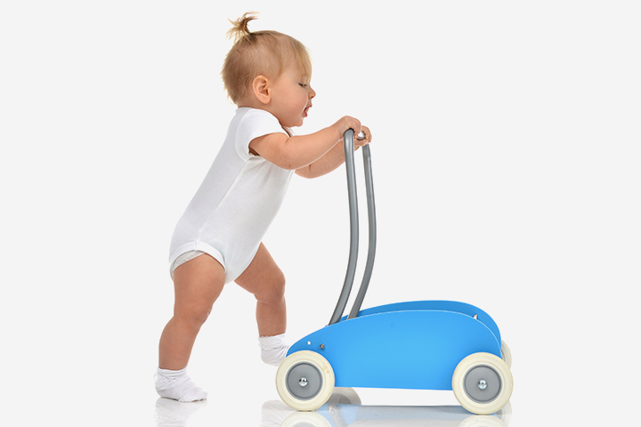 Fun time With Activity Walker Toy
