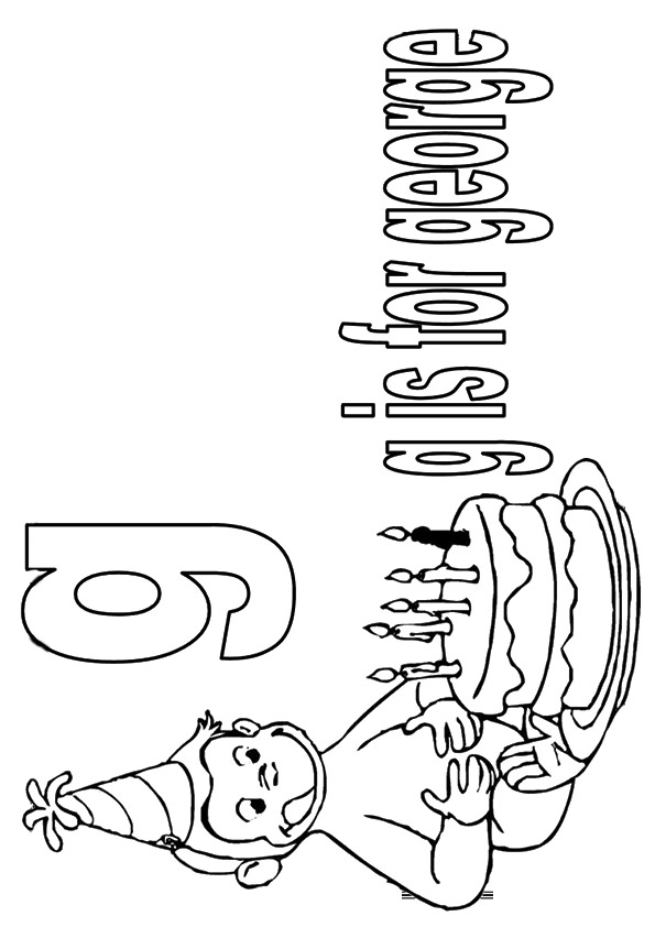 G-Coloring-Pages-alphabet