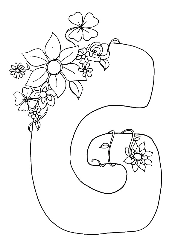 G-Coloring-Pages-flower
