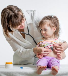 Iron-Deficiency Anemia In Toddlers