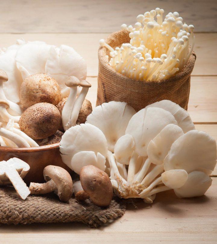 Mushroom During Pregnancy