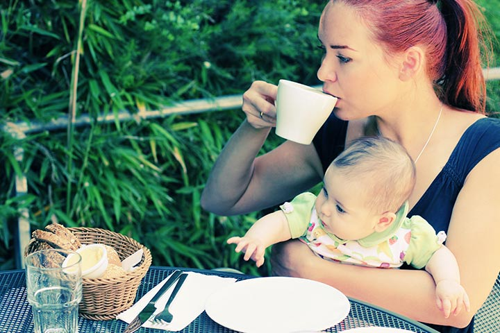 Caffeine and the nursing mom BabyCenter