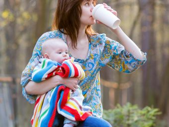 Is It Safe To Take Caffeine While Breastfeeding?