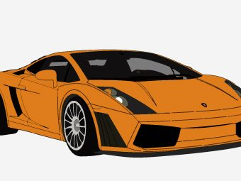9 Best Lamborghini Coloring Pages Your Toddler Will Love