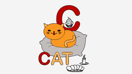Letter 'C'