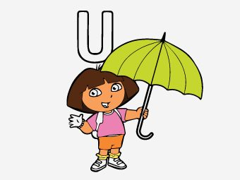 Top 10 Letter 'U' Coloring Pages Your Toddler Will Love To Learn & Color