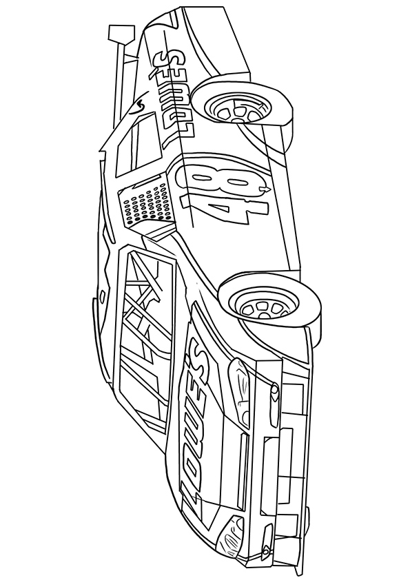 Nascar-Speed-48-Car